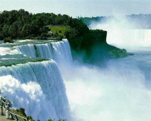 壁纸 风景 旅游 瀑布 山水 桌面 500_400