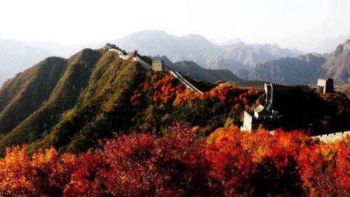 北京顺义凤凰山风景区