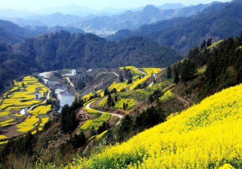 灵山满族乡地图