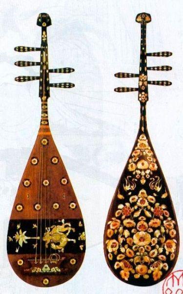 盘点被日本收藏着的中国十大国宝