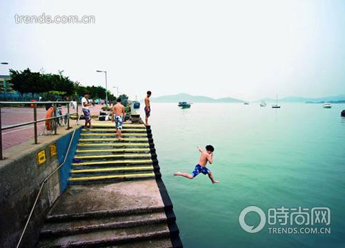 """香港离岛 乌托邦式的""""海阔天空"""""""