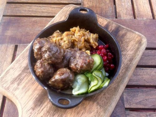 肉食者的最爱 世界各地的美味肉丸_名城餐饮_美食