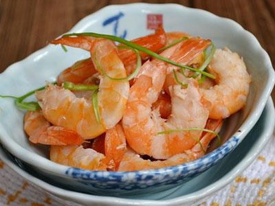 清蒸虾干_菜谱大全_美食_常熟新闻网