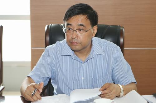 市领导杨崇华、范建国至市公安局检查指导工作3