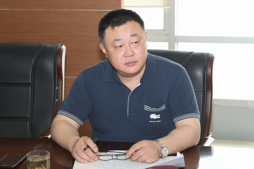 市领导杨崇华、范建国至市公安局检查指导工作4