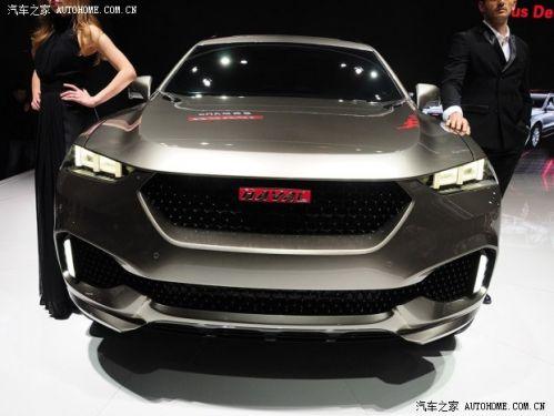 长城汽车 哈弗coupe 2014款 基本型