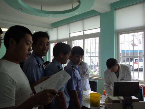 市公安局徐市派出所积极组织民警、警辅积极参与义务献血