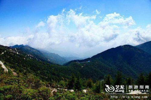 常熟燕山风景图片