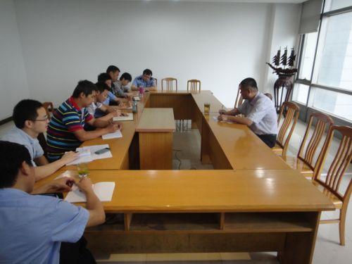 市公安局多个单位开展组织生活会部署会和党员大会2