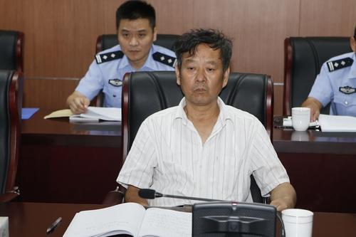市公安局党委班子召开专题民主生活会3