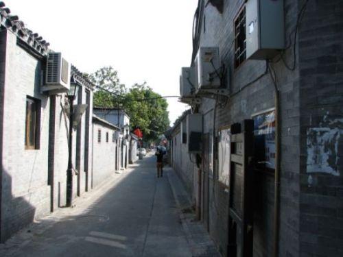 老北京风情体验地 南锣鼓巷胡同游图片