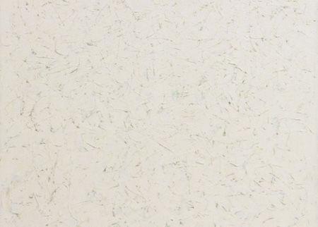 估值1.2亿元人民币的空白油画《无题》