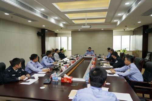 市公安局党委召开会议重点学习习近平总书记讲话精神