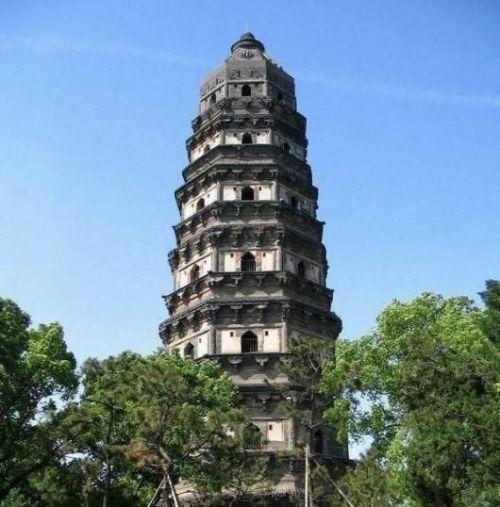 中国古代杰出的十大名塔:不止雷峰塔(3)