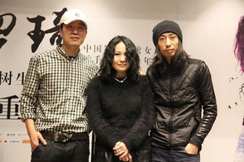 谢天笑助阵罗琦北京演唱会 撼世合作掀摇滚风暴