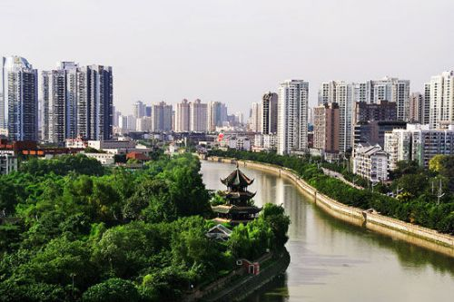 成都龙泉湖风景区