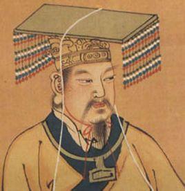 黄帝(图片来源于网络)