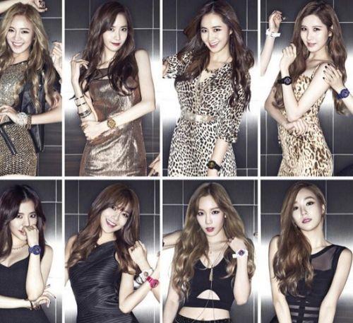 少女时代将于4月22日在日本推出第9张单曲专辑