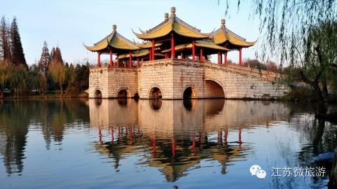 7,扬州瘦西湖风景区