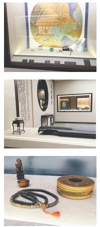 明清江南文人风雅看得见 常熟博物馆藏 文玩雅集展 开幕高清图片