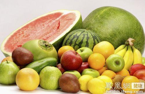 晚上不能吃的水果种类