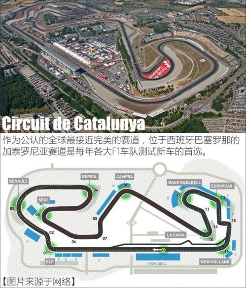 汽车赛道设计平面图