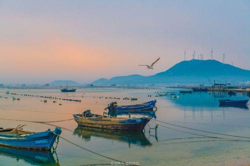 山东长岛,踏过海与时光的蜜意柔情