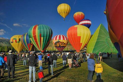 国外气球图片素材