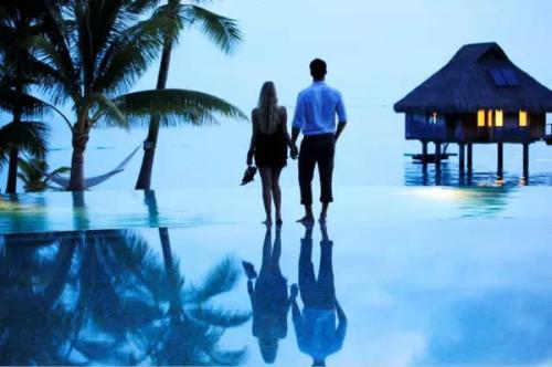 地球最浪漫的地方你不打算与她一起过来看看么