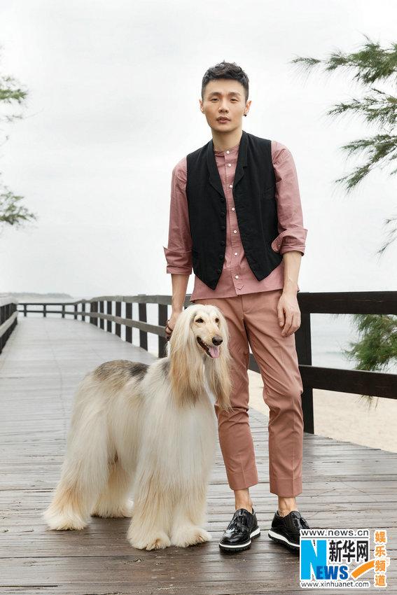 李荣浩全新单曲《就这样》首发 马思纯出演女主角