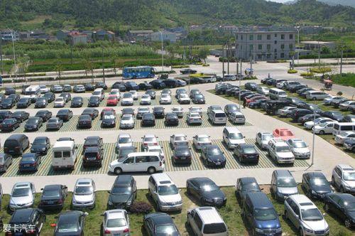 停车场里有哪些禁区?