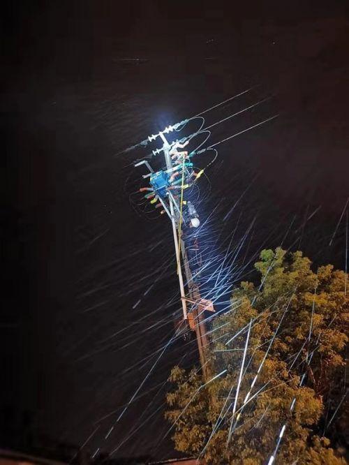 电力 台风